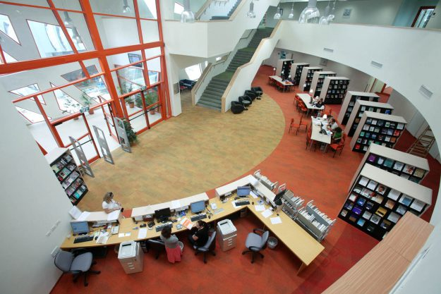 Central Library 1